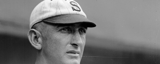 Happy Birthday Shoeless Joe