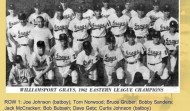 1962 Williamsport Grays