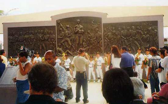 clemente monument