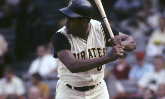 WIllie Stargell HR #1