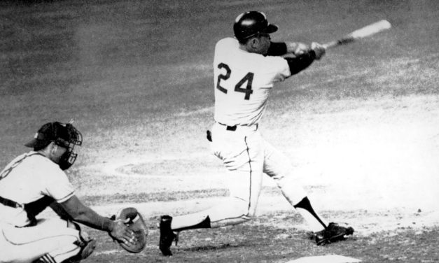 HBD Willie Mays