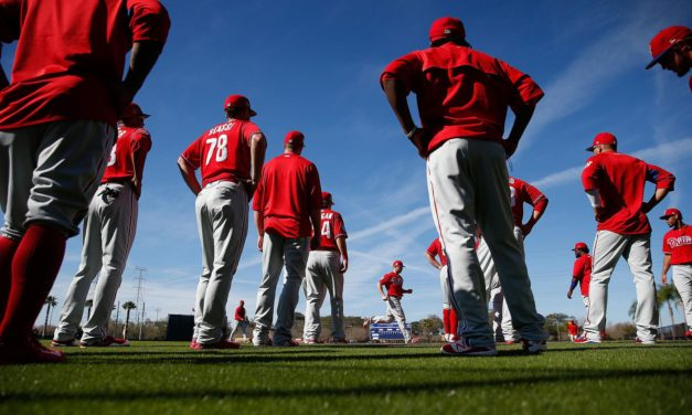 Phillies Spring Training 2016