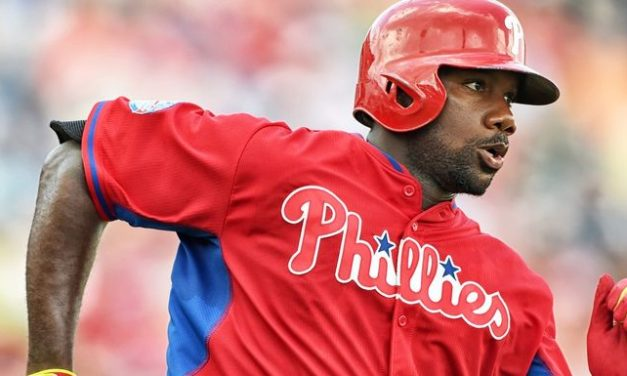 Congrats Ryan Howard