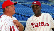 Phillies Alumni weekend with Greg Luzinski