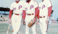 Mike Schmidt, Dick Allen & Greg Luzinski