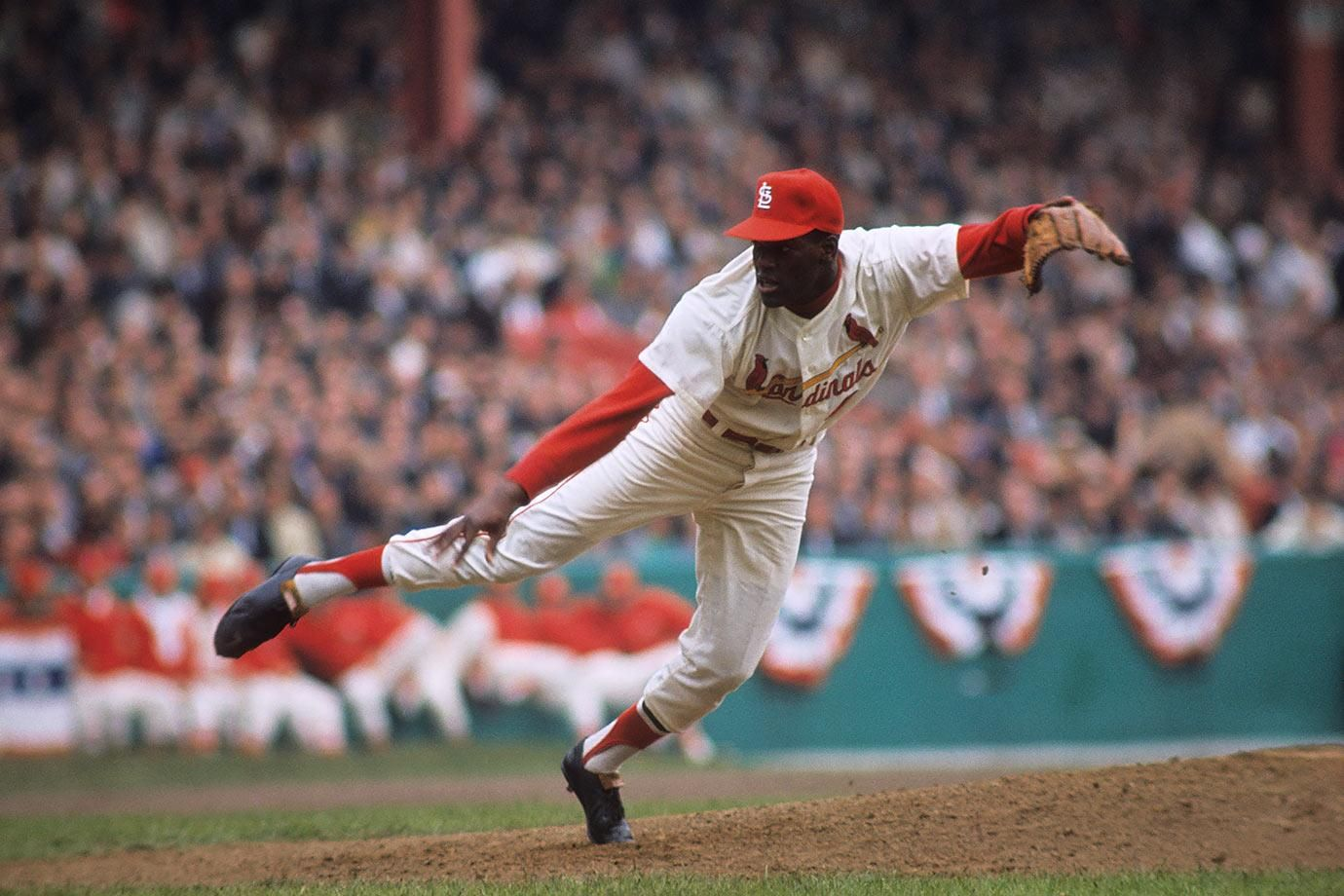 Teammates Project: Bob Gibson
