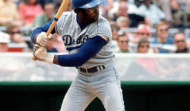 At Bat for the 1971 Dodgers