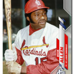 2020 Topps Legacy Card
