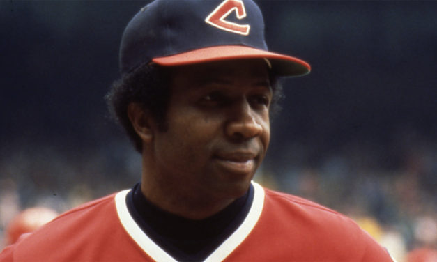 Also on this day… Frank Robinson blazes a trail