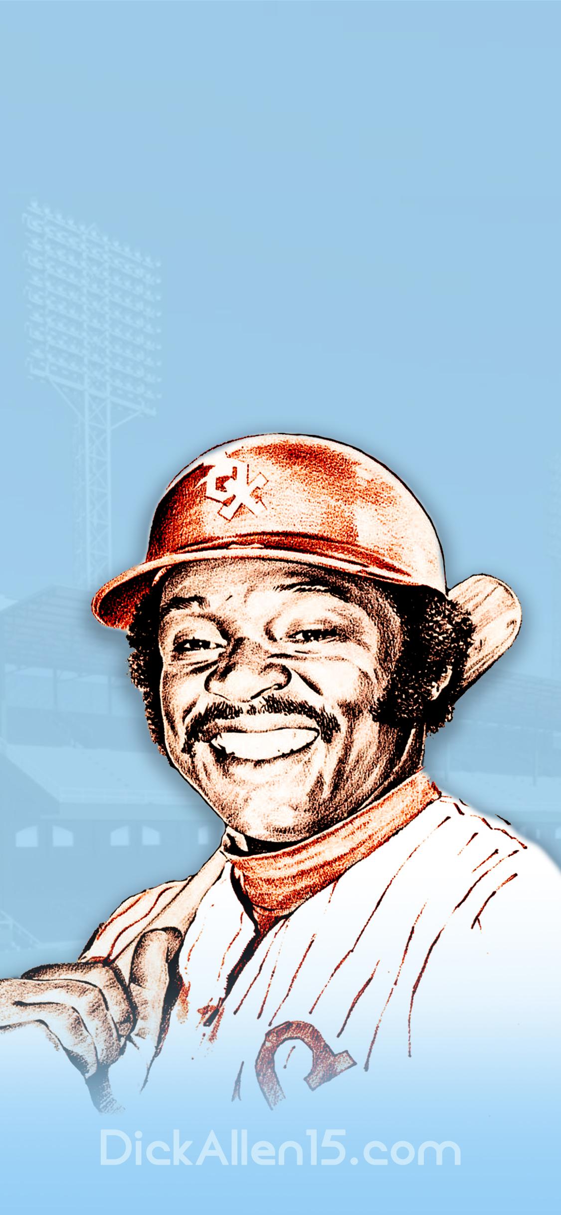 Wallpaper Wednesday: 1972 MVP   DickAllen15.com