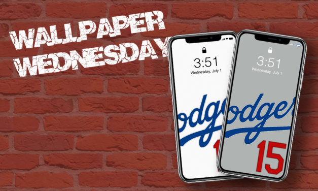 Wallpaper Wednesday: Dodgers